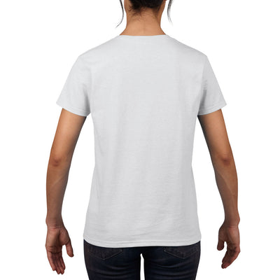 Custom Large T-Shirt (Gildan 2000L White)