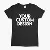 Custom Large T-Shirt (Gildan 2000L Black)