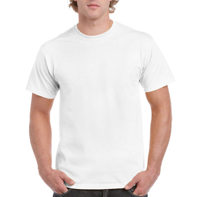 Custom 3XL T-Shirt (Gildan 2000 White)