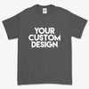 Custom 4XL T-Shirt (Gildan 2000 Dark Heather)