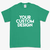 Custom Small T-Shirt (Gildan 2000 Kelly Green)