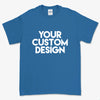 Custom 2XL T-Shirt (Gildan 2000 Royal)
