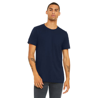 Custom 2XL T-Shirt (Bella 3001 Heather Navy)