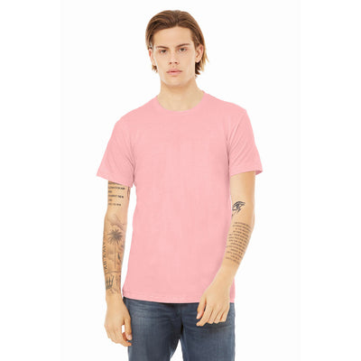 Custom 4XL T-Shirt (Bella 3001 Pink)