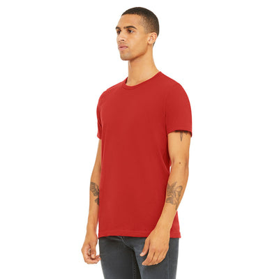 Custom 2XL T-Shirt (Bella 3001 Red)