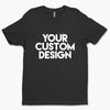 Custom Large T-Shirt (Next Level 3600 Black)