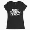 Custom Medium T-Shirt (Bella 8413 Black Heather)