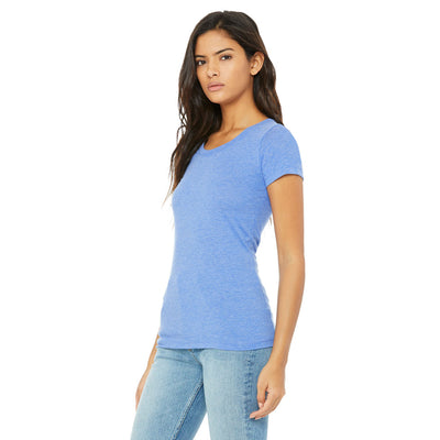 Custom 2XL T-Shirt (Bella 8413 Blue)