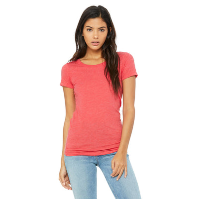 Custom Small T-Shirt (Bella 8413 Red)