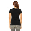 Custom Large T-Shirt (Bella 8413 Black Heather)