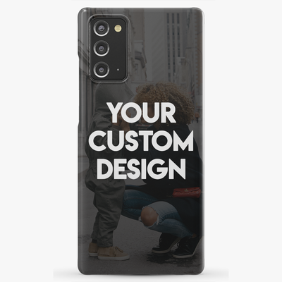 Custom Galaxy Note 20 Slim Case