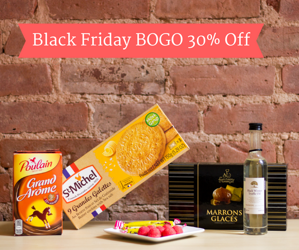 French Gourmet Food Black Friday Sale Noemie's Pantry