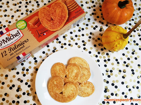 Pumpkin Spice Latte PSL French Cookies Sweet Fall Autumn