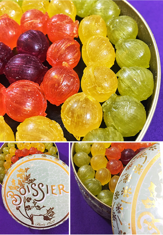Boissier French Paris Candies Sweets Authentic Traditional delivery