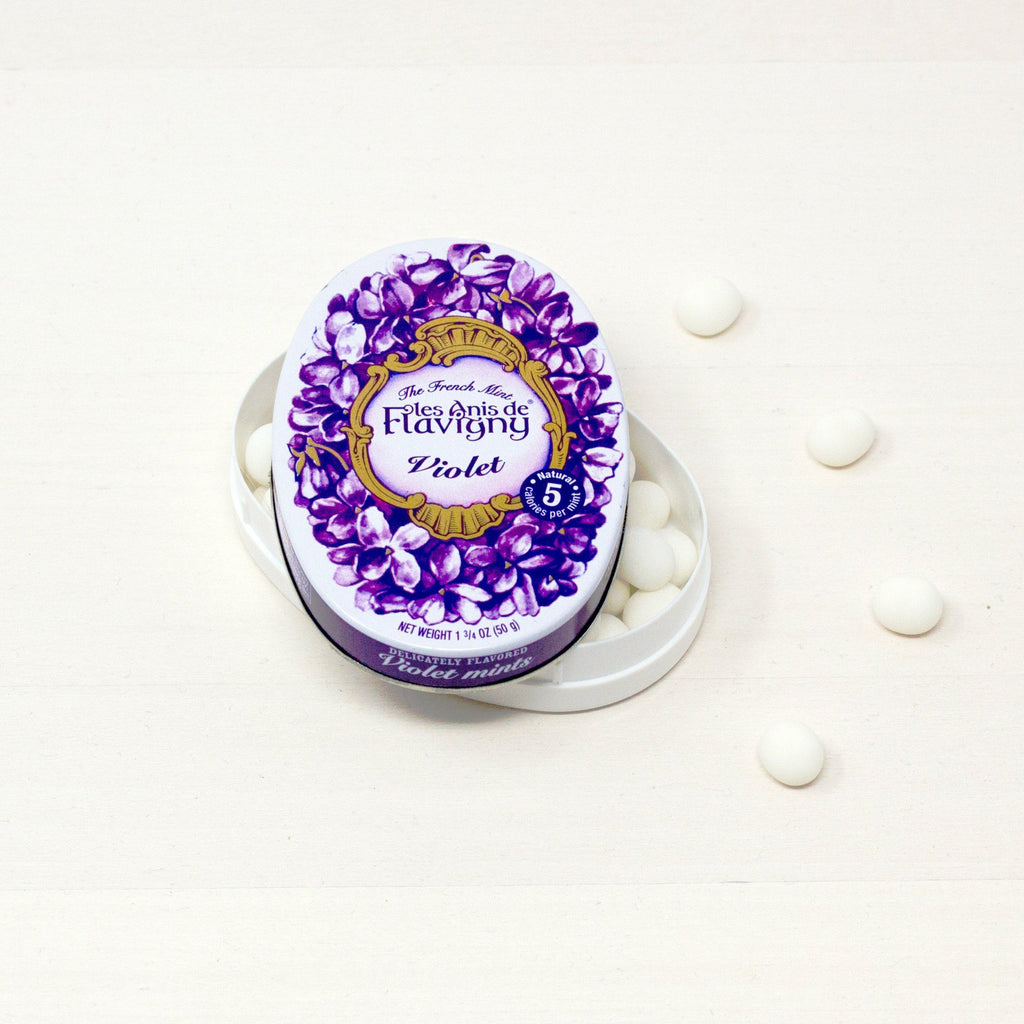 Anis of Flavigny Violet Candy - French Bonbons