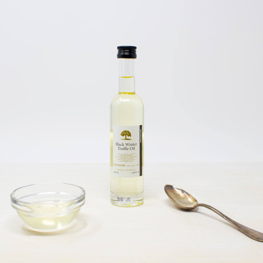 French Black Winter Truffle Oil - Huile de Truffe