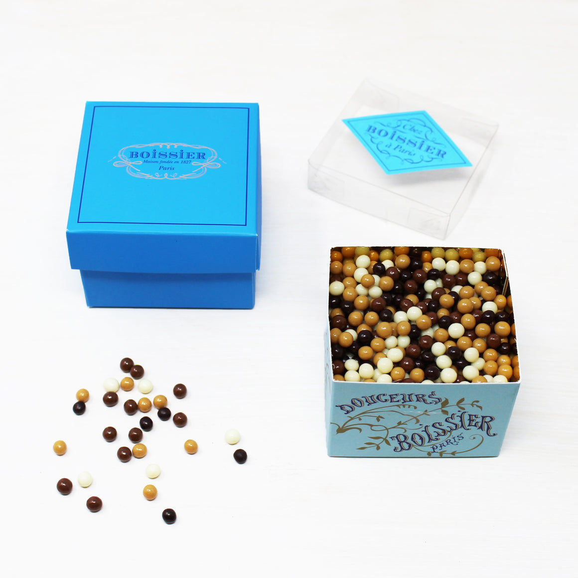 Parisian Chocolate Pearls