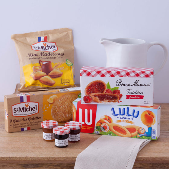 French Desserts Francophile Gift Box Easy Quick Snacks Sweets Treats