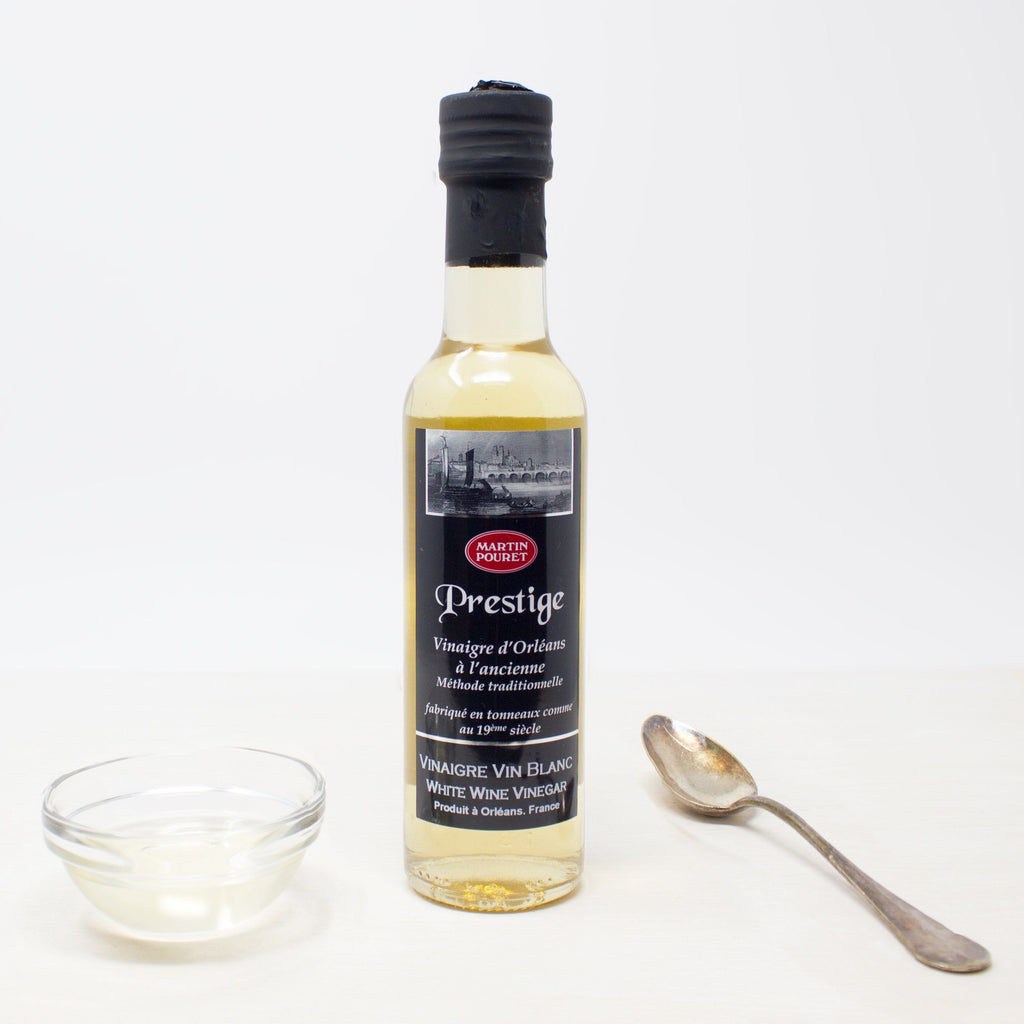 French Traditional White Wine Vinegar | Vinaigre Vin Blanc Orleans