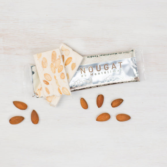 Nougat Chabert & Guillot - Honey Almond Candy Bar