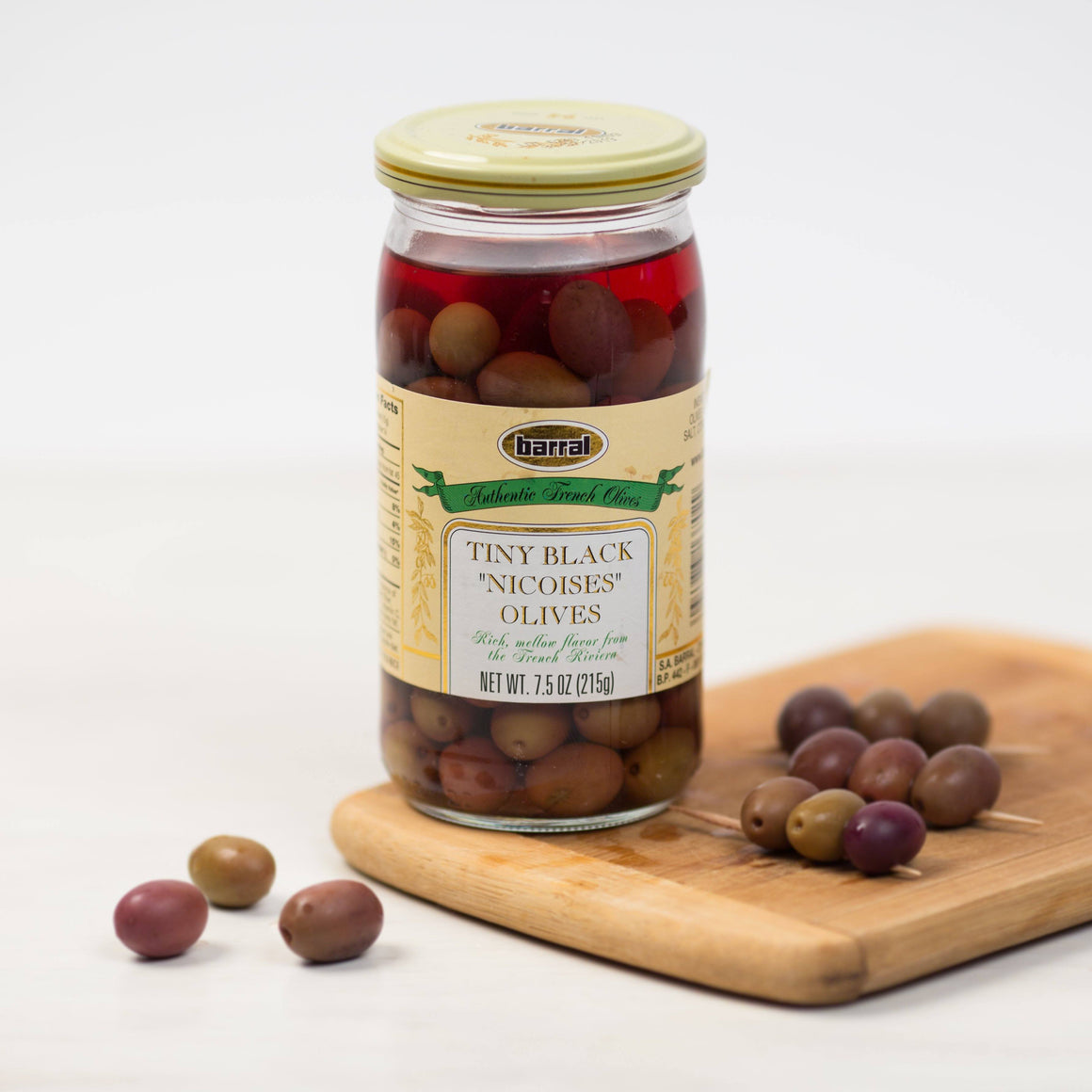 Barral Olives de Nice - Black Olives
