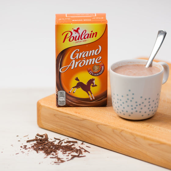 Poulain Chocolat Chaud Grand Arome - Hot chocolate / cocoa mix