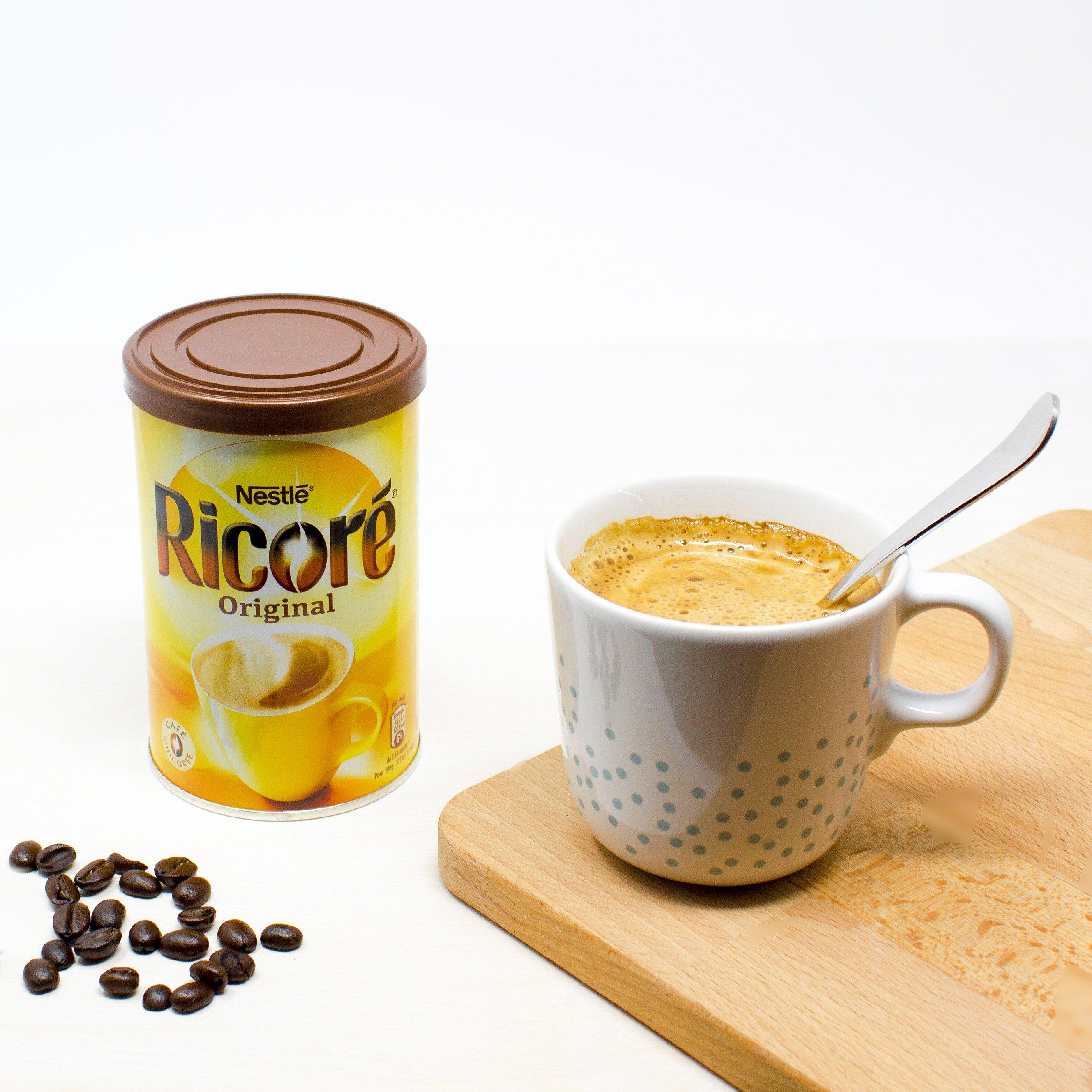 Chicory Coffee Ricore Nestle Buy French Cafe Au Lait With Chicory Online In The