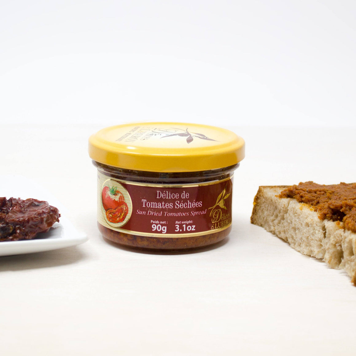 Sundried Tomato Spread France - Tapenade de Tomates Sechees Provence