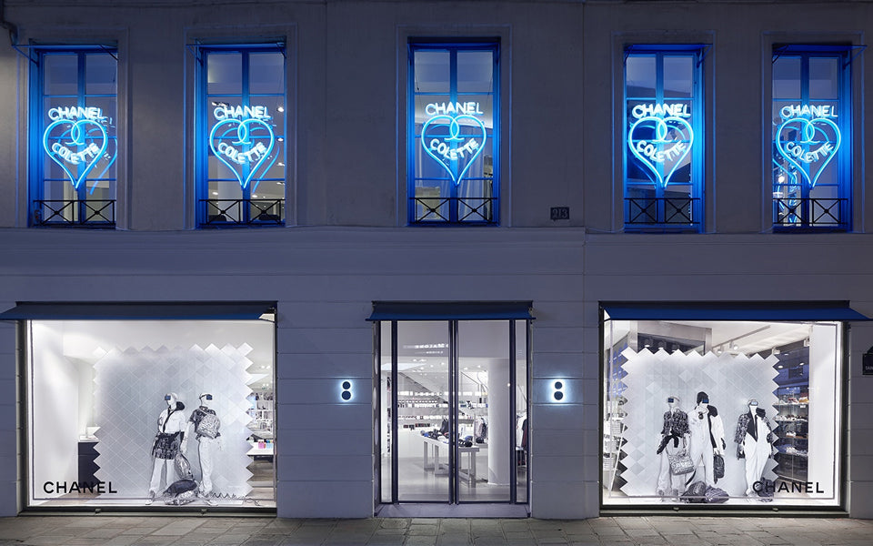 YEVO launches at colette