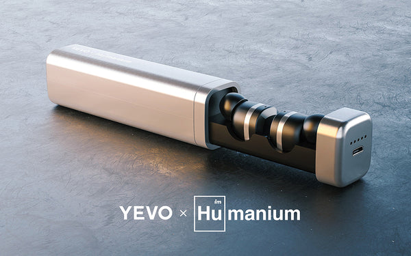 YEVO x Humanium Metal - Crafted from Illegal Firearms