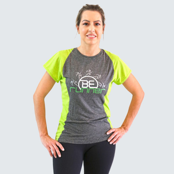 CAMISETA DE CORRIDA - BE FITNESS