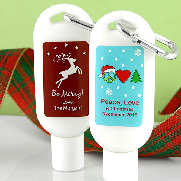 Holiday Sunscreen with Carabiner (SPF 30)