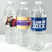 Graduation Water Bottle Labels (Set of 5)