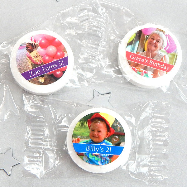 Personalized Photo Life Savers