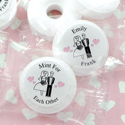 Personalized Wedding Life Savers, Mint to be life savers