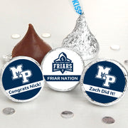 Malvern Prep Personalized Hershey Kisses (Set of 100)
