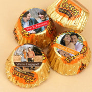 Photo Personalized Reese's Peanut Butter Cup