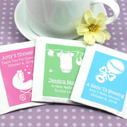 Personalized Tea Bags - Silhouette Collection
