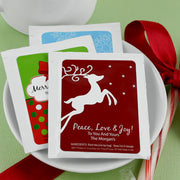 Holiday Tea Favors