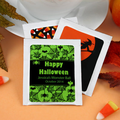 Halloween Tea Favors