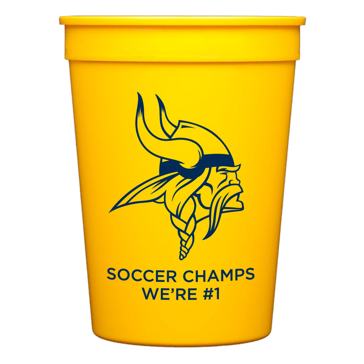 Upper Merion SD 16oz Stadium Cups (Set of 50)