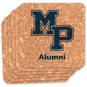 MP Custom Square Cork Coasters (Set of 6)