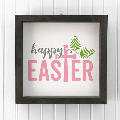 Happy Easter Wall or Table Decor