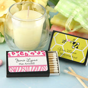 Baby Shower Personalized Matches