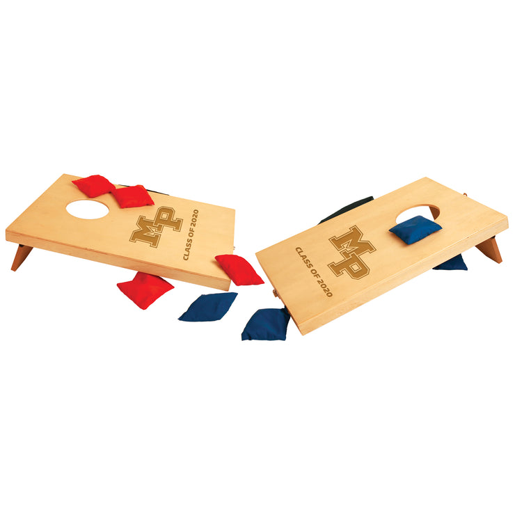 Custom Mini Bean Bag Toss Cornhole Game