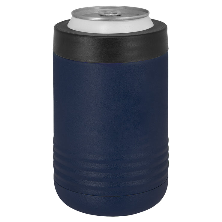 Upper Merion SD Stainless Steel Navy Blue Vacuum Insulated Beverage Holder