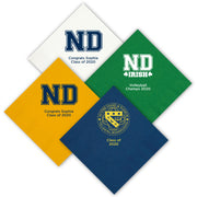 ND Custom Beverage Napkins (Set of 50)