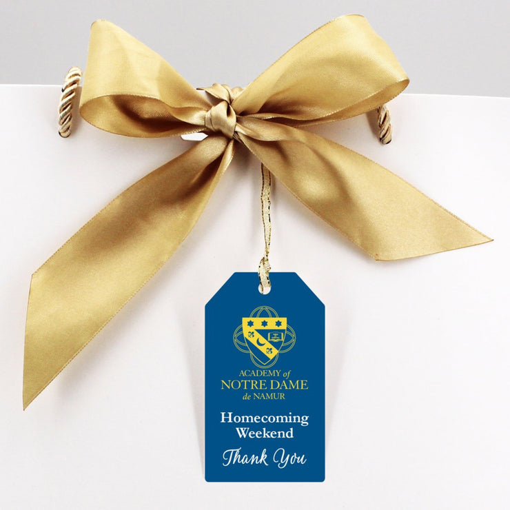 ND Custom Gift Tags (Set of 10)