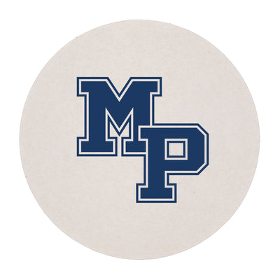 Malvern Prep Logo Pulpboard Coasters (Set of 25)