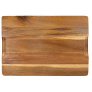 Upper Merion SD Custom Acacia Wood and Slate Cutting Board